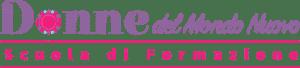 Logo Donne del Mondo Nuovo - Scuola di formazione a Verona