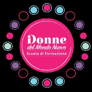 Logo tondo Donne del Mondo Nuovo - Scuola di formazione a Verona